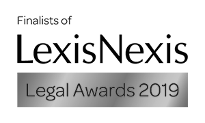 Lexis Awards Finalist