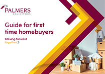 Guide for first time homebuyers