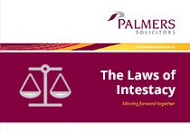 The Laws of Intestacy