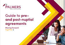 Guide to pre- and post-nuptial agreements