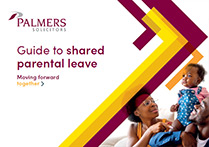 Guide to shared parental leave