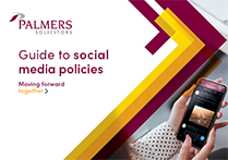 Guide to social media policies