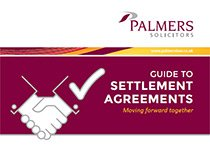 A guide to settlement agreements