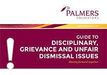 Guide to disciplinary, grievance and unfair dismissal issues