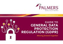 Guide to General Data Protection Regulation (GDPR)