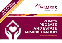 Guide to probate and estate administration
