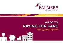 GUIDE TO PAYING FOR CARE