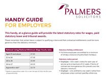 Handy Guide for Employers