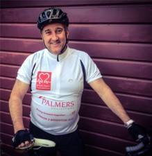 Pedal power prevails at Palmers