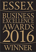 Essex Business Excellence Awards 2016 Winner