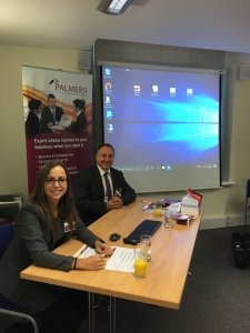 Landlords gain unique insight into law thanks to Palmers Solicitors