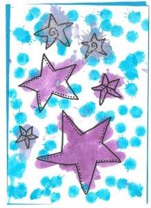We adopt local schoolchildren's Christmas card designs