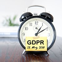 Is your business ready for GDPR?  Act now or face a hefty fine