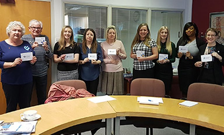 Palmers continues commitment to Dementia Friends