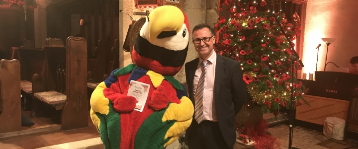Palmers Solicitors raises hundreds for local charity with Christmas carol concert
