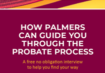 How Palmers can guide you through the probate process