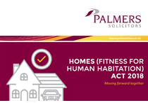 Homes (Fitness for Human Habitation) Act 2018