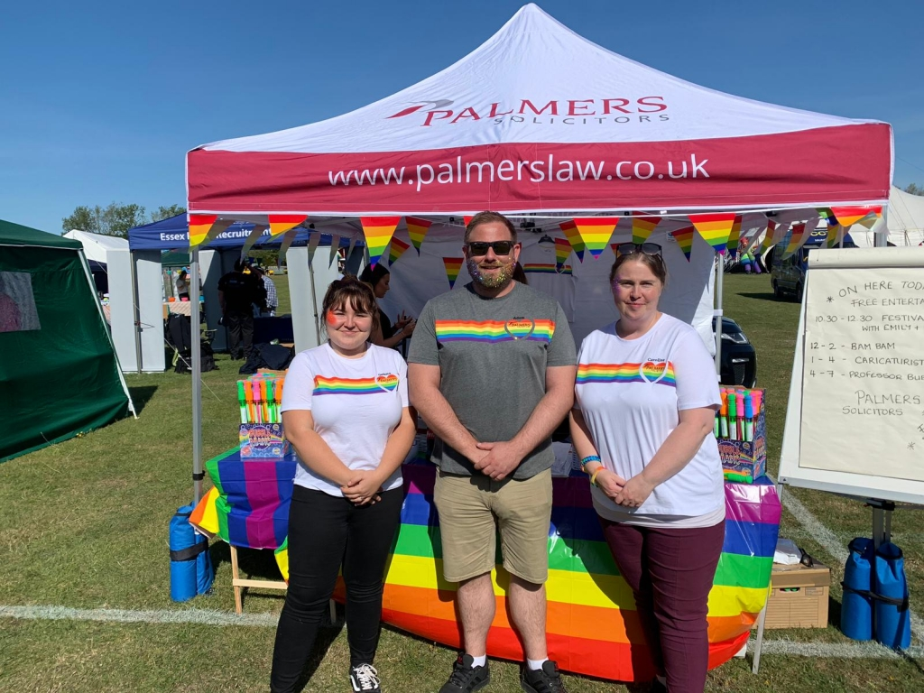 Celebrating equality and diversity at Basildon Pride