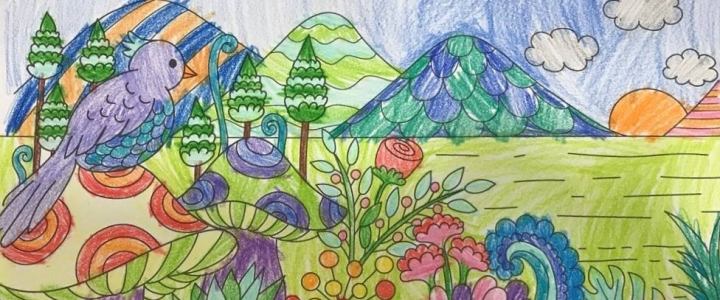 We reveal summer theme for our July colouring competition