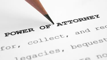 Number of Power of Attorney arrangements continues to increase